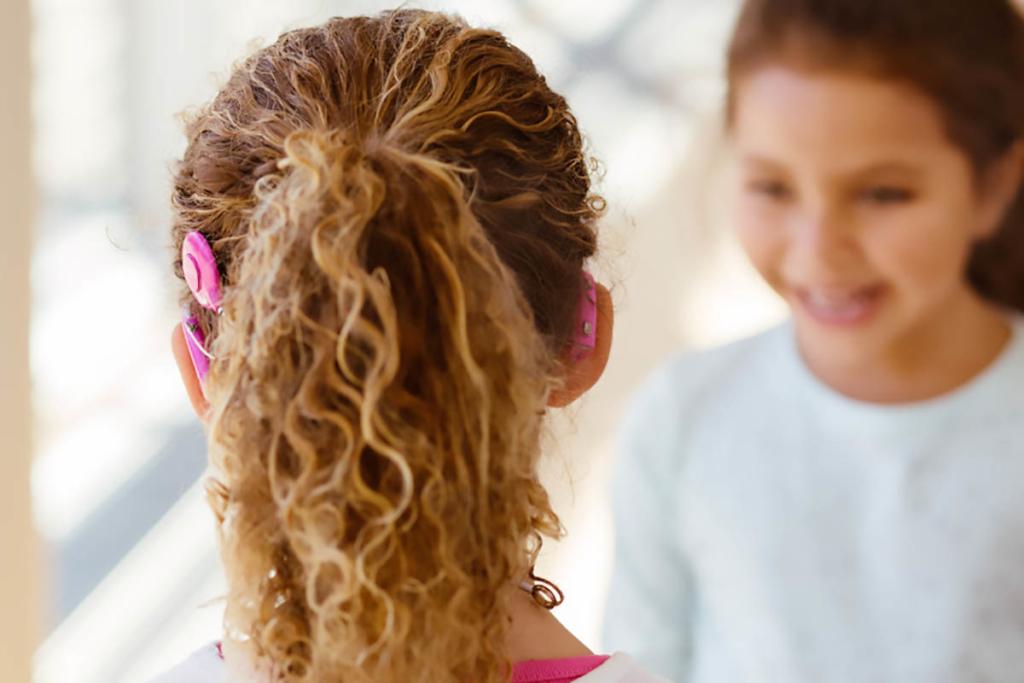 Ettől válik gyermekbiztossá egy cochlear implantátum!